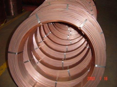Mild Steel Copper Coated Wire | SAWA